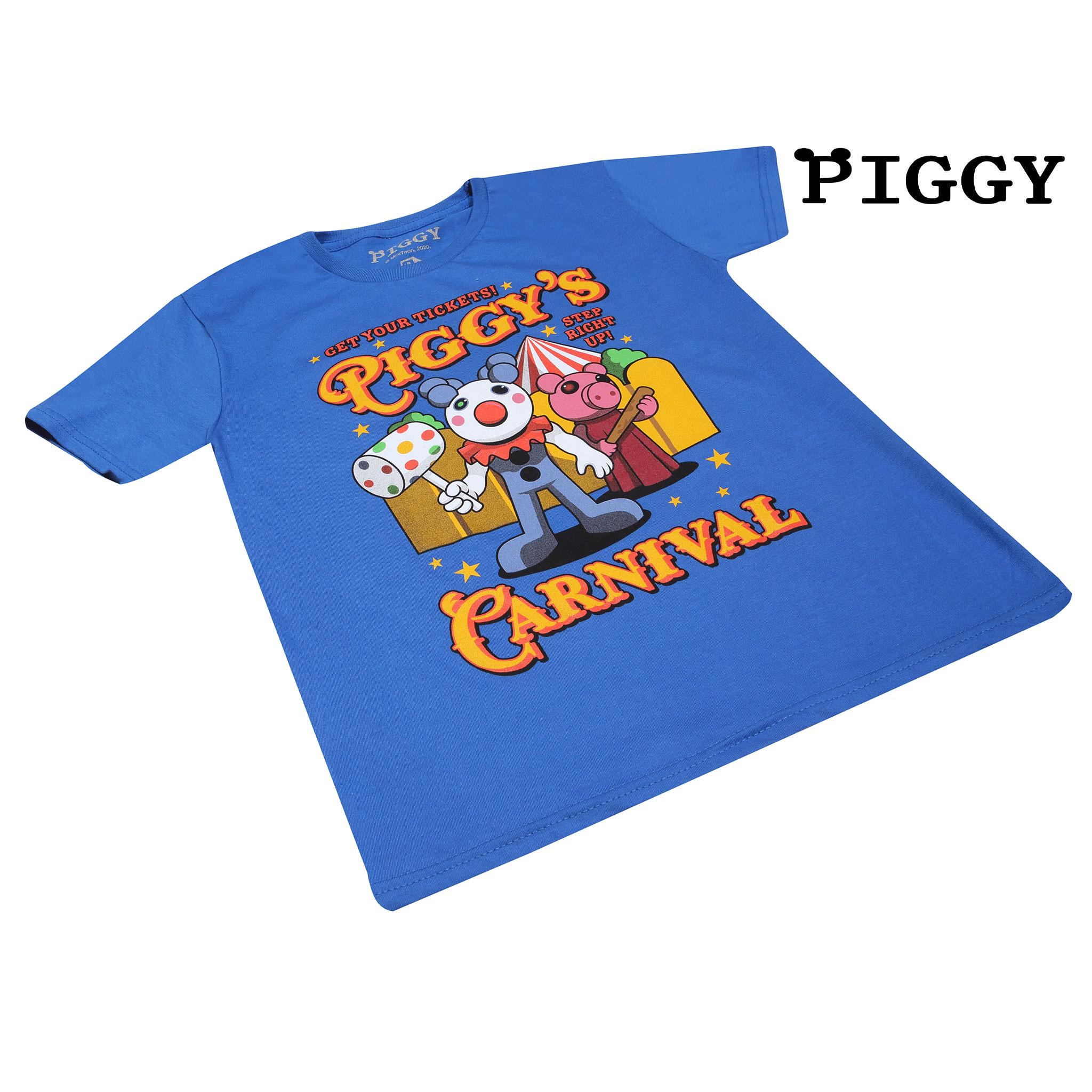 miniature 14 - Boys Piggy T Shirt Carnival Official