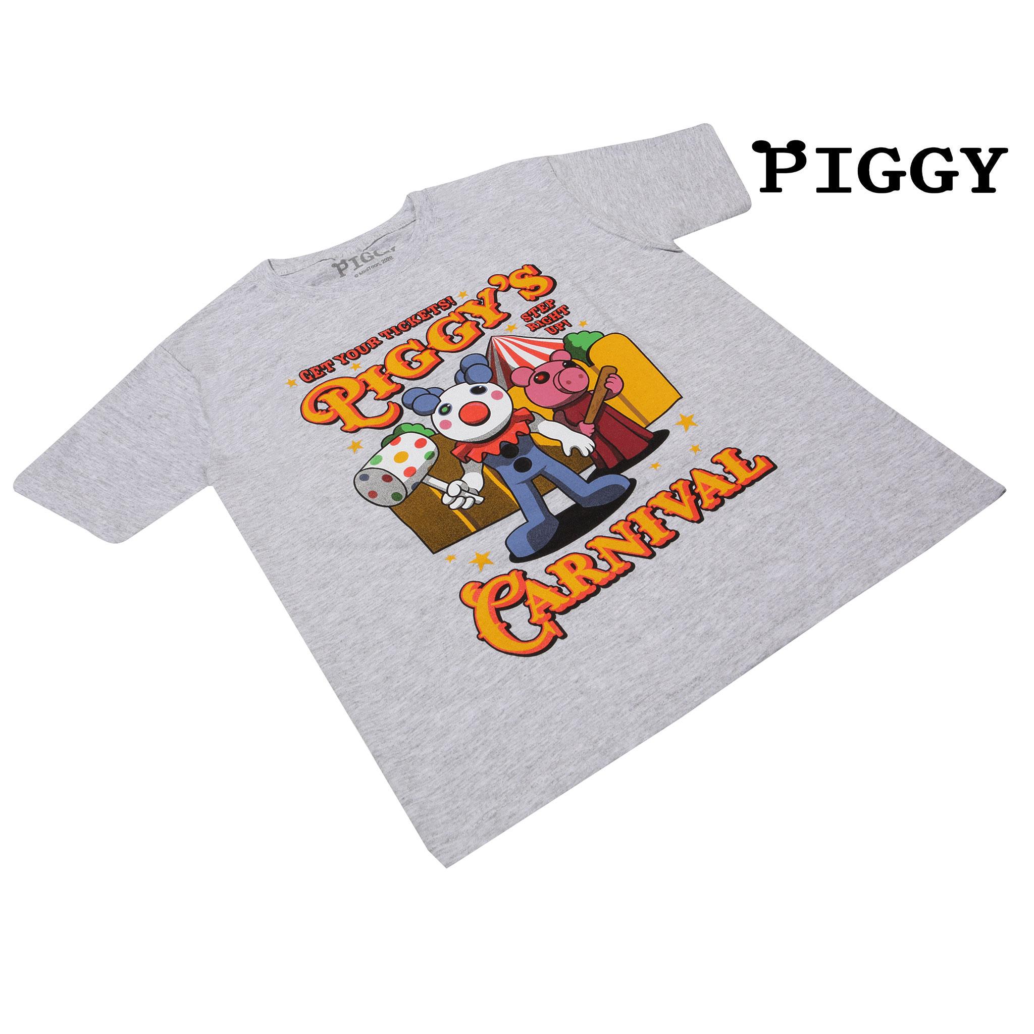 miniature 9 - Boys Piggy T Shirt Carnival Official